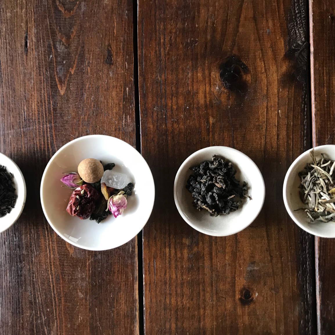 Tea / Lesson